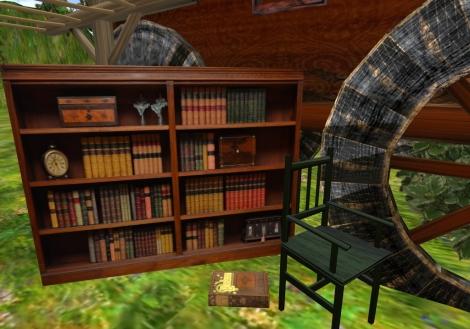 1 Prim Bookshelf (copy/mod)